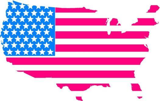 آمریکا american