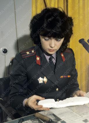 زنان پلیس روسیه IranTapesh.Wordpess.com