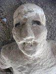 داستان واقعی مردم سنگ شده شهر پمپی (Pompeii)