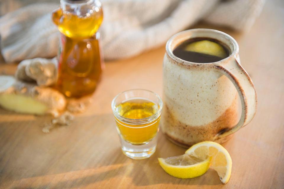 آموزش درست کردن چای زنجبیلی