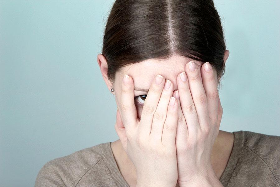 سفید کردن ناحیه تناسلی زن